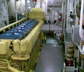 Engine-&-Deck-Items